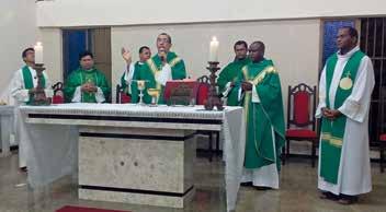 BRASILE - Padre Francesco è tornato alla Casa del Padre il 21 aprile 2020