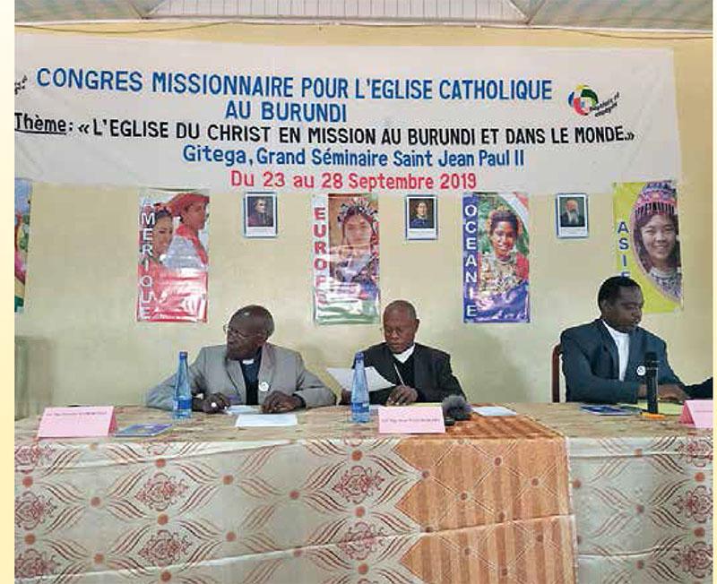 Burundi - Il mese missionario straordinario 2019-1