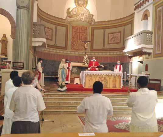 Santa Maria Chiara e le sue radici polesane